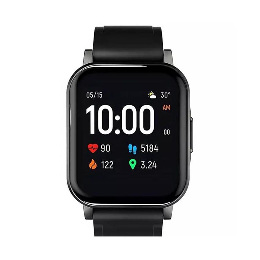 Смарт-часы Xiaomi Haylou Smart Watch LS02 Black