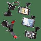 Автодержатель для телефона Universal Car Bracket Small (прищепка)