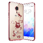 Beckberg Breathe Seria для Meizu M5  Rose
