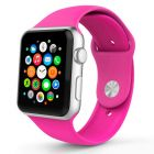 Ремешок для Apple Watch 42mm/44mm Silicone Watch Band Barbie Pink