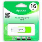 Флешка Apacer 16Gb AH335 Green USB 2.0