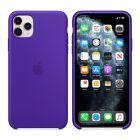 Чехол Soft Touch для Apple iPhone 11 Pro Deep Purple