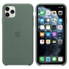 Чехол Soft Touch для Apple iPhone 11 Pro Pine Green