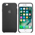 Чехол Soft Touch для Apple iPhone 6/6S Black
