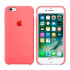Чехол Soft Touch для Apple iPhone 6/6S Bright Pink