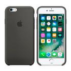 Чехол Soft Touch для Apple iPhone 6/6S Dark Gray