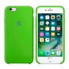 Чехол Soft Touch для Apple iPhone 6/6S Green