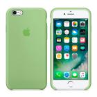 Чехол Soft Touch для Apple iPhone 6/6S Mint Gum