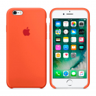 Чехол Soft Touch для Apple iPhone 6/6S New Apricot
