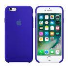 Чехол Soft Touch для Apple iPhone 6/6S Ultra Blue