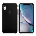 Чехол Soft Touch для Apple iPhone XR Black