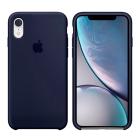 Чехол Soft Touch для Apple iPhone XR Midnight Blue