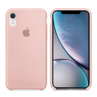 Чехол Soft Touch для Apple iPhone XR Pink Sand