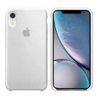 Чехол Soft Touch для Apple iPhone XR White