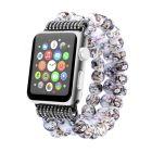 Ремешок для Apple Watch 42mm/44mm Ceramic Bead Strap Gray
