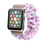Ремешок для Apple Watch 42mm/44mm Ceramic Bead Strap Purple