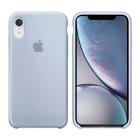 Чехол Soft Touch для Apple iPhone XR Lilac Purple