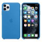 Чехол Soft Touch для Apple iPhone 11 Pro Max Surf Blue (Original)