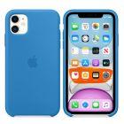 Чехол Soft Touch для Apple iPhone 11 Surf Blue