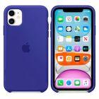 Чехол Soft Touch для Apple iPhone 11 Ultra Blue