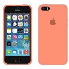Чехол Soft Touch для Apple iPhone 5/5S Pink