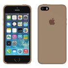 Чехол Soft Touch для Apple iPhone 5/5S Pink Sand