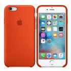 Чехол Soft Touch для Apple iPhone 6 Plus Apricot