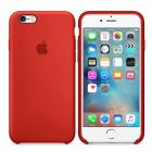 Чехол Soft Touch для Apple iPhone 6/6S Apricot Orange