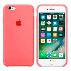 Чехол Soft Touch для Apple iPhone 6 Plus Bright Pink