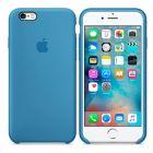 Чехол Soft Touch для Apple iPhone 6/6S Denim Blue