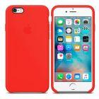 Чехол Soft Touch для Apple iPhone 6/6S Watermelon Red