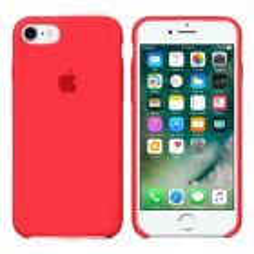 Чехол Soft Touch для Apple iPhone 8/SE 2020 Bright Pink