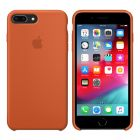 Чехол Soft Touch для Apple iPhone 8 Plus Begonia