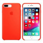 Чехол Soft Touch для Apple iPhone 8 Plus Nectarine