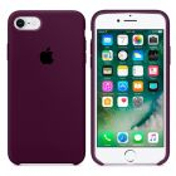 Чехол Soft Touch для Apple iPhone 8/SE 2020 Purple