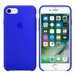 Чехол Soft Touch для Apple iPhone 8/SE 2020 Ultra Blue