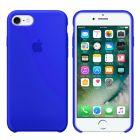 Чехол Soft Touch для Apple iPhone 7  Ultra Blue