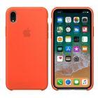 Чехол Soft Touch для Apple iPhone XR Orange