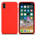 Чехол Soft Touch для Apple iPhone XS  Max Bright Pink