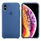 Чехол Soft Touch для Apple iPhone XS  Max Demin Blue