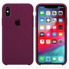 Чехол Soft Touch для Apple iPhone XS  Max Purple