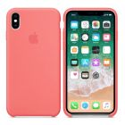 Чехол Soft Touch для Apple iPhone X/XS Rose Powder