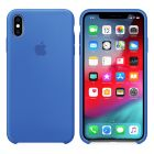 Чехол Soft Touch для Apple iPhone X/XS Surf Blue