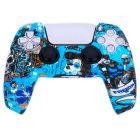 Силиконовый чехол для джойстика Sony PlayStation PS5 Type 8 Witch тех.пак