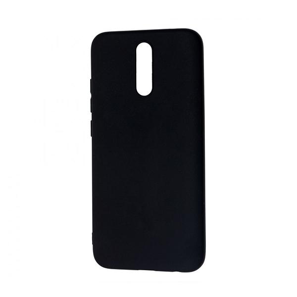Original Silicon Case Xiaomi Redmi 8 Black