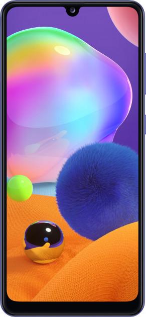 Samsung Galaxy A31 SM-A315F 4/128GB Blue (SM-A315FZBVSEK)