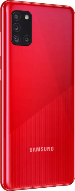 Samsung Galaxy A31 SM-A315F 4/64GB Red (SM-A315FZRUSEK)